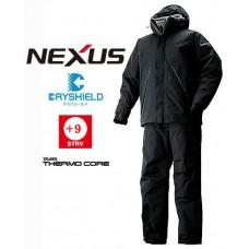 Demisezoninis kostiumas Shimano NEXUS RB-024 light black