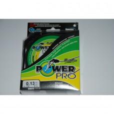 Pintas valas  Power  Pro 135m  geltonas
